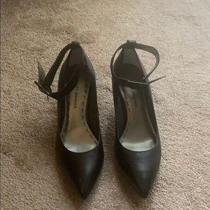 Audrey Brooke Heel - Size 6M